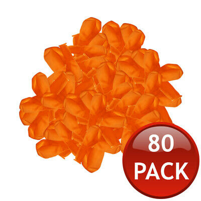 80 x ORANGE WATER BOMBS BALLOONS GAME PARTY PLAY CATCH YARD SPLASH SUMMER TOYS