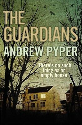 The Guardians, Pyper, Andrew, New Book