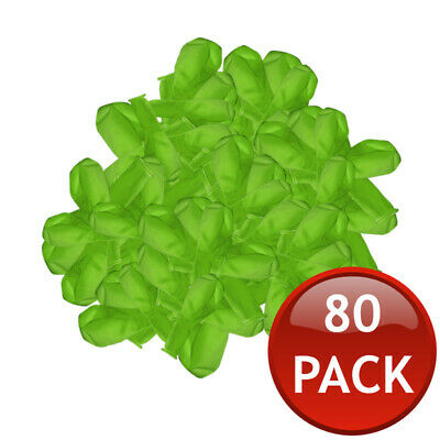 80 x GREEN WATER BOMBS BALLOONS GAME PARTY PLAY CATCH YARD SPLASH SUMMER TOYS