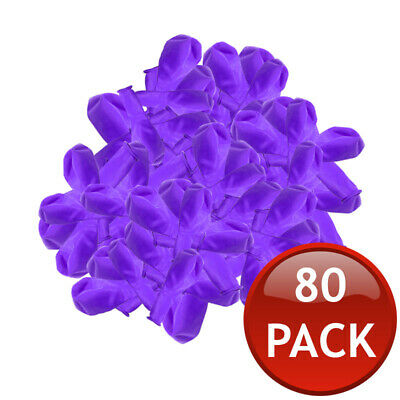 80 x PURPLE WATER BOMBS BALLOONS GAME PARTY PLAY CATCH YARD SPLASH SUMMER TOYS