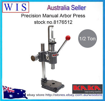 1 Ton Adjust Press Height Jewelry Tools,Solid Construction,AP-1S Arbor Press