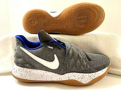 best service 0c451 4c462 NIKE ZOOM KYRIE 1 Low Uncle Drew Grey White Gum AO8979-005 sz 10 Irving