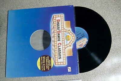 Disco Dance Classics shrink Rappers Delight Rap Record lp original vinyl album