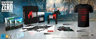 Generation Zero: COLLECTOR'S Edition (PlayStation 4) BRAND NEW & SEALED!!! ps4 0
