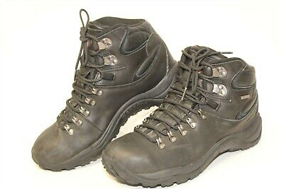 f328afcd59a MERRELL MENS 9 43 Reflex II Mid Leather Waterproof Hiking Boots Trail  J131183C