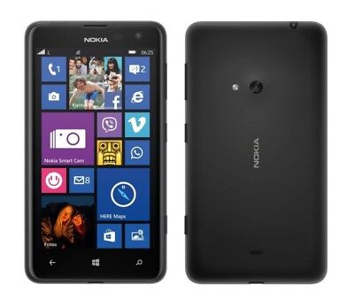 Nokia Lumia 625 in Black Handy Dummy Attrappe - Requisit, Deko, Ausstellung