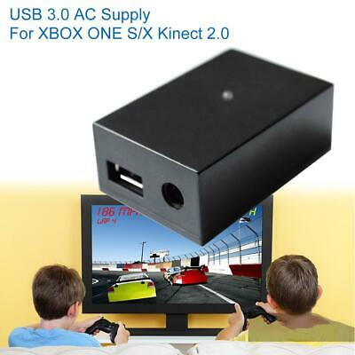 Kinect 2.0 Sensor USB 3.0 Adapter For Xbox One S & Xbox One X & Windows 8 10 PC