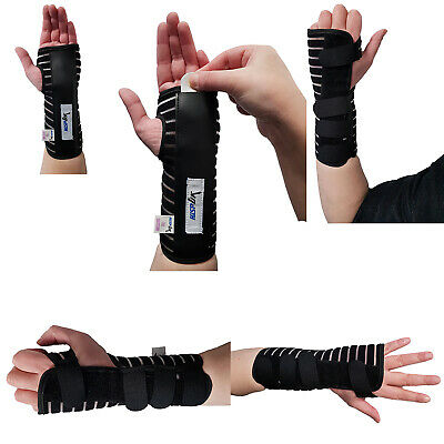 Breathable Wrist Support Splint for Sprain Injury Carpal Tunnel Pain S M L XL