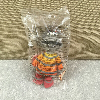 Mcdonalds Happy Meal The Hoobs Hanging Key Fob Soft Toy
