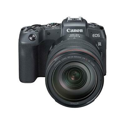 Canon EOS RP Mirrorless Digital Camera with Canon RF 24-105mm F4 L IS Lens