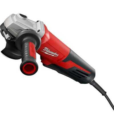 """Milwaukee 6117-31 5"""" 13 Amp Paddle Switch Small Angle Grinder New"""