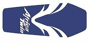 Bagster Seat Cover Baltic Blue/White/White Honda XRV750 AFRICA TWIN 1994-2003