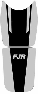 Bagster Seat Cover Anthracite/Black Yamaha FJR1300 2006-2009
