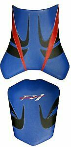 Bagster Seat Cover Gitane Blue/Black Yamaha FZ1 Inc ABS 2006-2011