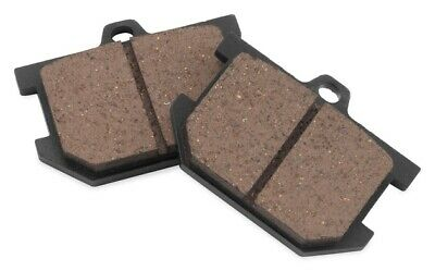BikeMaster Standard Brake Pads and Shoes for Street Front//Rear Y2013