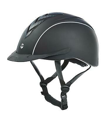 Buses DIJON black riding helmet