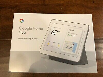 *Brand New Google GA00515-US Home Hub with Google Assistant - Charcoal