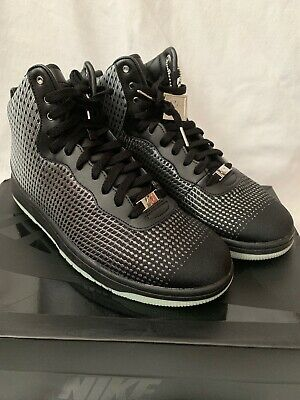 f1b909f34609 NEW MENS NIKE KD VIII NSW LIFESTYLE SHOES SIZE 9 silver black green 749637  004