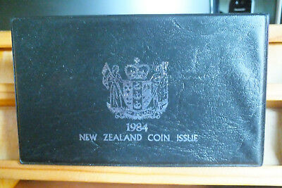 New Zealand 1984 Proof Coin Set.
