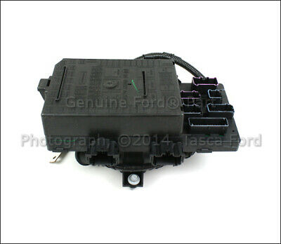 new oem fuse junction box w/ fuses & relays 2007-2008 ford f150 lincoln