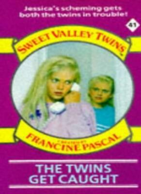 Sweet Valley Twins #41: THE TWINS GET CAUGHT By Jamie Suzanne