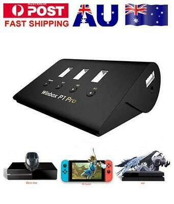 Winbox P1 Pro Precison Mouse & Keyboard converter Adapter for Xbox One PS3 PS4