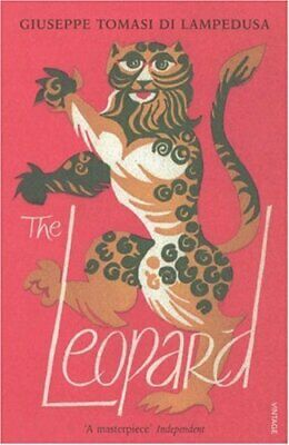 The Leopard By Giuseppe Tomasi Di Lampedusa. 9781860461453