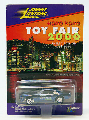 Johnny Lightning - Playing Mantis - Hong Kong Toy Fair 2000 - Limited Edition