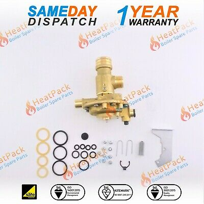 WORCESTER 24 CDi RSF OF BF 28 CDi RSF & 35CDi II RSF DIVERTER VALVE 87161567460