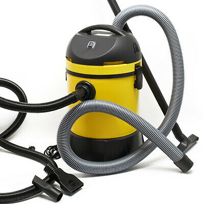 Pond Vacuum Cleaner Sludge Remover Wet and Dry Garden 1400W