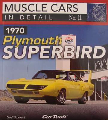 BOEK/LIVRE : 1970 Plymouth Superbird (muscle cars,oldtimer