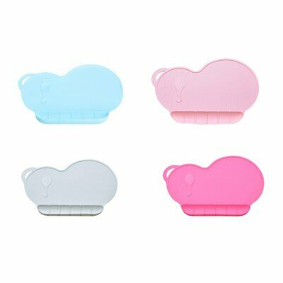 Baby Silicon Plate Slip-resistant Bowl Placemat Waterproof Kid Dinner Plate FK