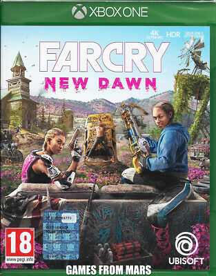 Far Cry New Dawn Xbox One Nuovo Italiano