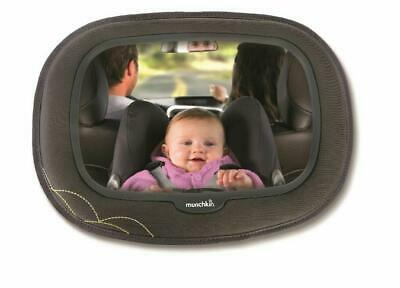 Munchkin In Sight Mega Mirror, In-Car Baby/Child View Mirror to Monitor Child