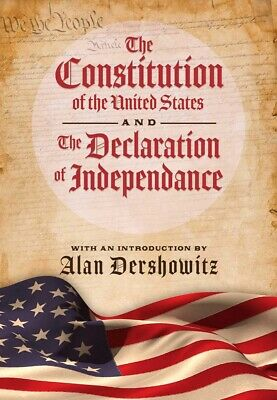 The Constitution of the United States and The Declaration of Independence Har...