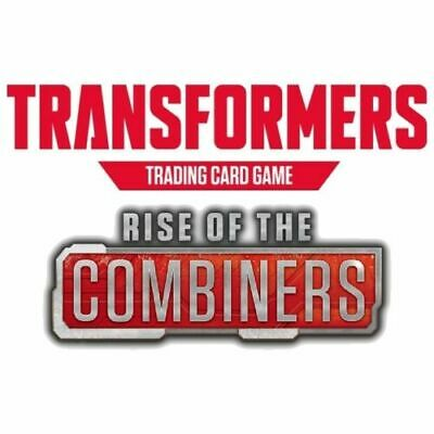 Transformers TCG Wave 2 Rise of the Combiners Character Cards