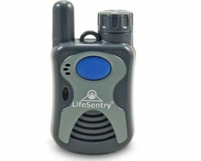 LogicMark LifeSentry 37915 Security Medical Alert 2-Way Voice Pendant Extra