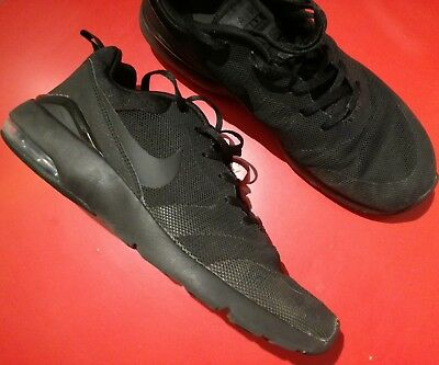 df8b1f217af NIKE AIR MAX modele SIREN Black noir taille 44 ou 10 US running footing  jogging