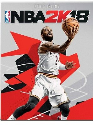 NBA 2K18 Steelbook Limited Edition ONLY for PS4/XBOX ONE (PLEASE READ, NO GAME)