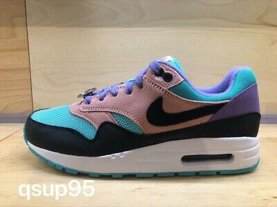 newest collection 9702e 62a09 Air Max 1 Have A Nike Day BQ8929-500 Space Purple GS Women Men Size