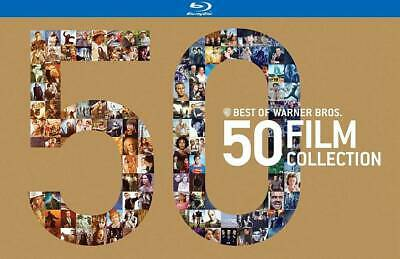 Best of Warner Bros.:50 Film Collection Blu-ray Disc, 52-Disc Set