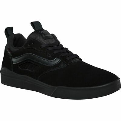 95fc3c2c22a736 VANS ULTRARANGE RAPIDWELD Black Athletic Skate Shoes - Men s 9.5 ...
