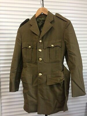 Vietnam War 1968 Australia Army Tunic Jacket, Made South Australia