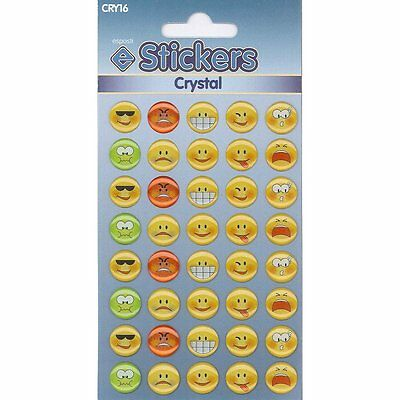 Emoji Sticker Smiley Klebeetiketten Dekoration Scrapbooking
