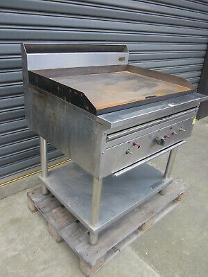 COMMERCIAL FREESTANDING GAS 900mm...HOT PLATE GRILL