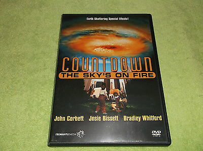 Countdown: The Sky's On Fire (DVD, 2006)