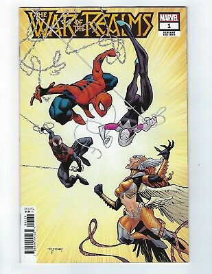 War Of The Realms # 1 Ottley Variant Cover NM Marvel