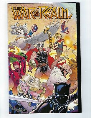 War Of The Realms # 1 Dauterman Young Guns Variant NM Marvel
