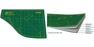 ANSIO Craft Cutting Mat Self Healing A4 Double Sided 5 Layers - Quilting,...