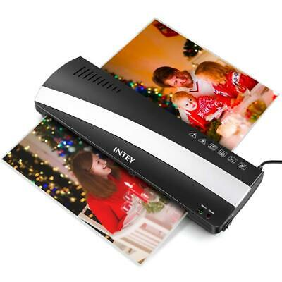 INTEY A3 A4 Laminator Thermal Machine 2 Rollers Support Both Hot & Cold...